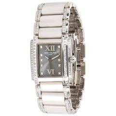 Patek Philippe Twenty~4 4908/310G Women's Watch in 18 Karat White Gold