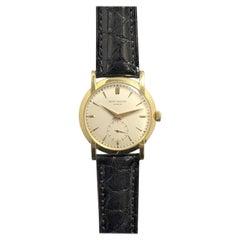 Patek Philippe Vintage Calatrava Ref 2429 Yellow Gold Mechanical Wristwatch