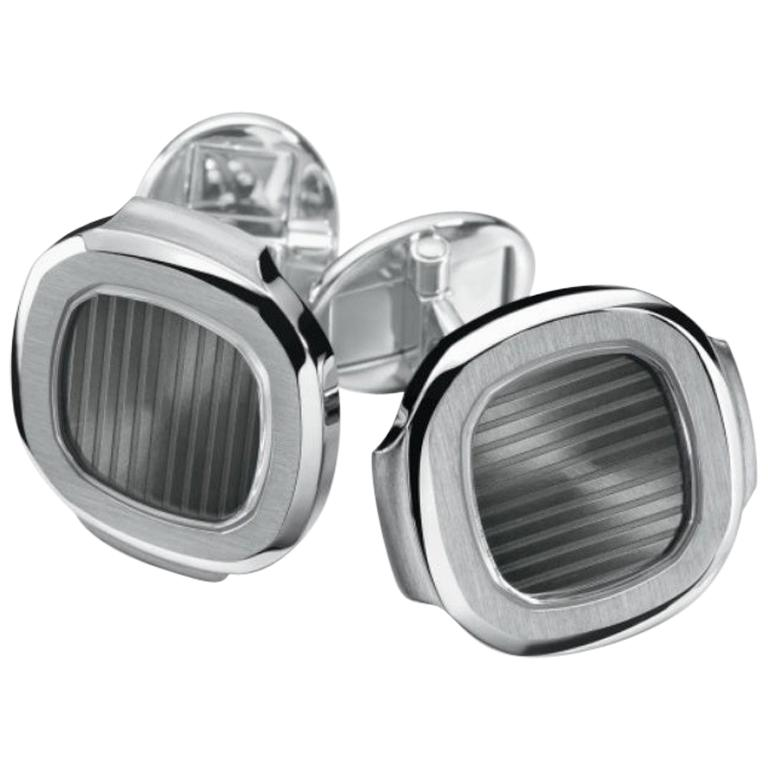 Patek Philippe White Gold Cufflinks in White Gold 2059057G-010 For Sale