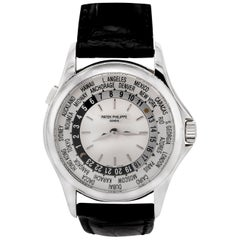 Patek Philippe World Time 18 Karat White Gold '5110G/0001'