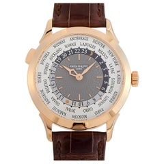 Patek Philippe World Time Complications Watch 5230R-012