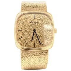 Patek Philippe Yellow Gold Wristwatch