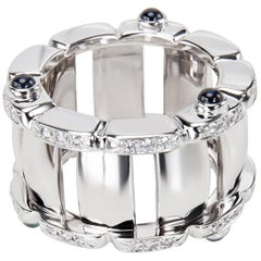 Patek Phillipe Twenty Four Collection Diamond Ring in 18 Karat Gold 0.54 Carat