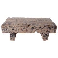 Patina Chopping Block Coffee Table