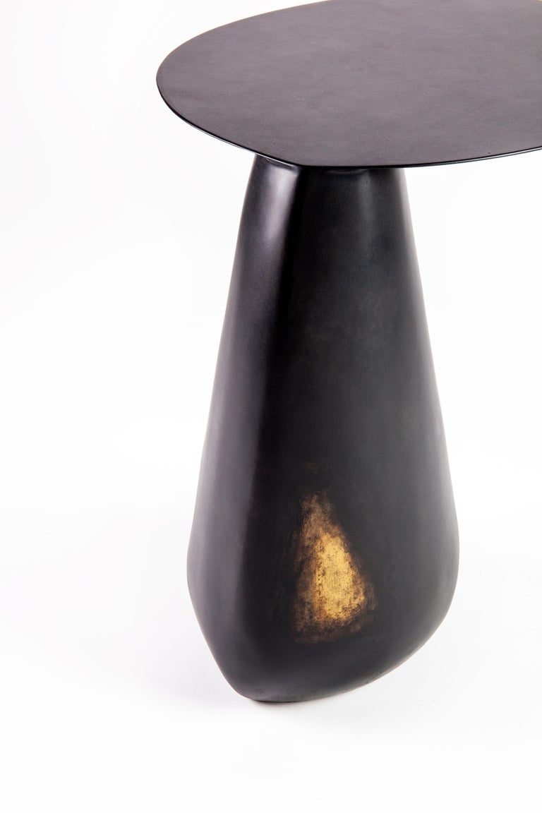 Patinated Bronze Dionis Side Table by Konekt Furniture 8