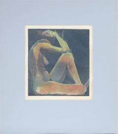 Nude - Steel Plate Monotype