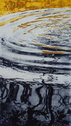 Notes of Water I Etching