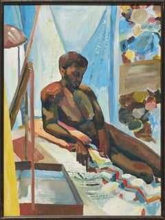 Bay Area Figurative Nude by Patricia Gren Hayes