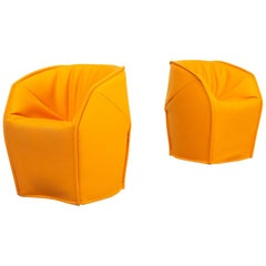 Patricia Urquiola 'm.a.s.s.a.s.' Armchair for Moroso Set of 2
