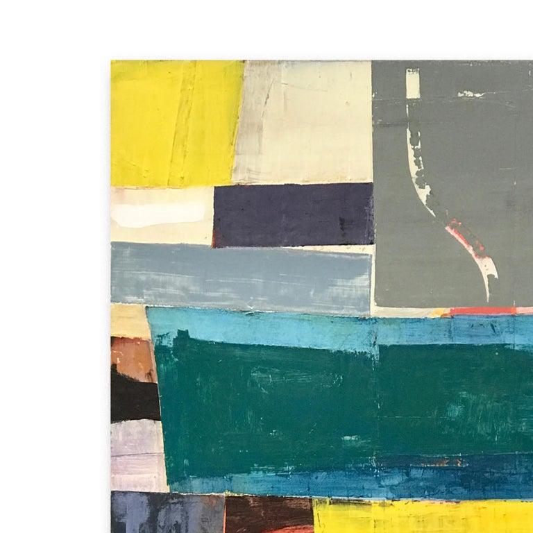 WONDERING AND WANDERING - Painting by Patrick Adams