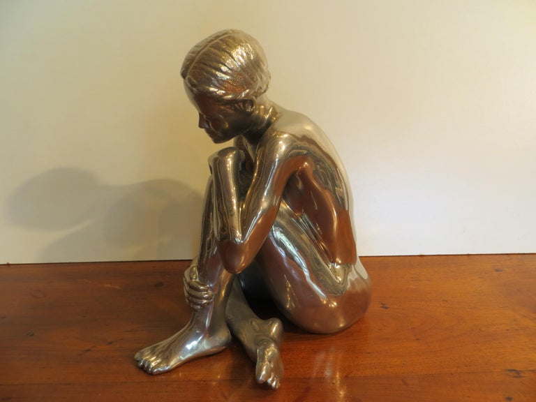 Bahia - Contemporary Sculpture by Patrick Brun