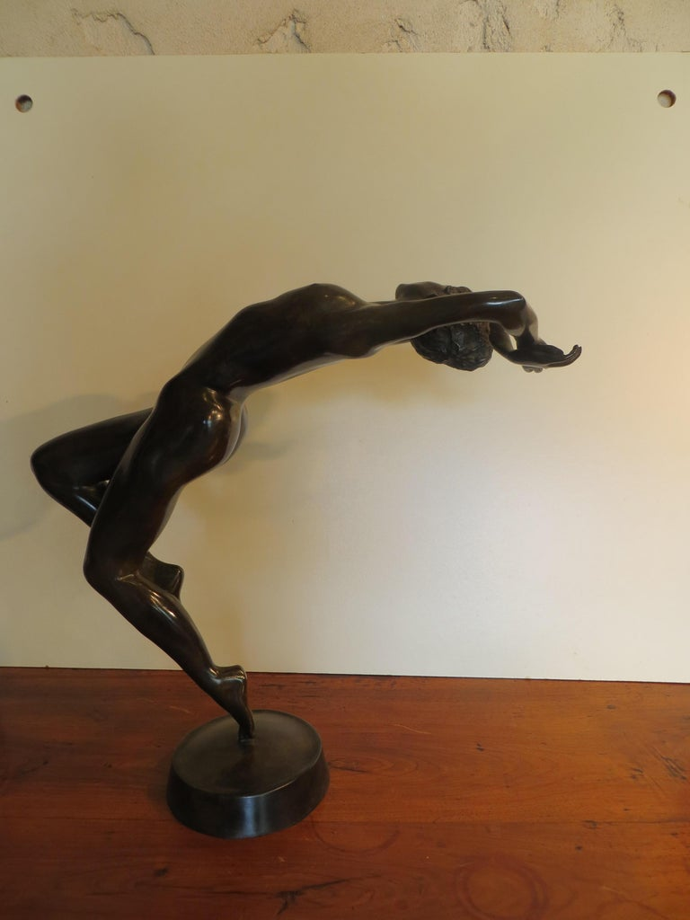La Dance - Contemporary Sculpture by Patrick Brun