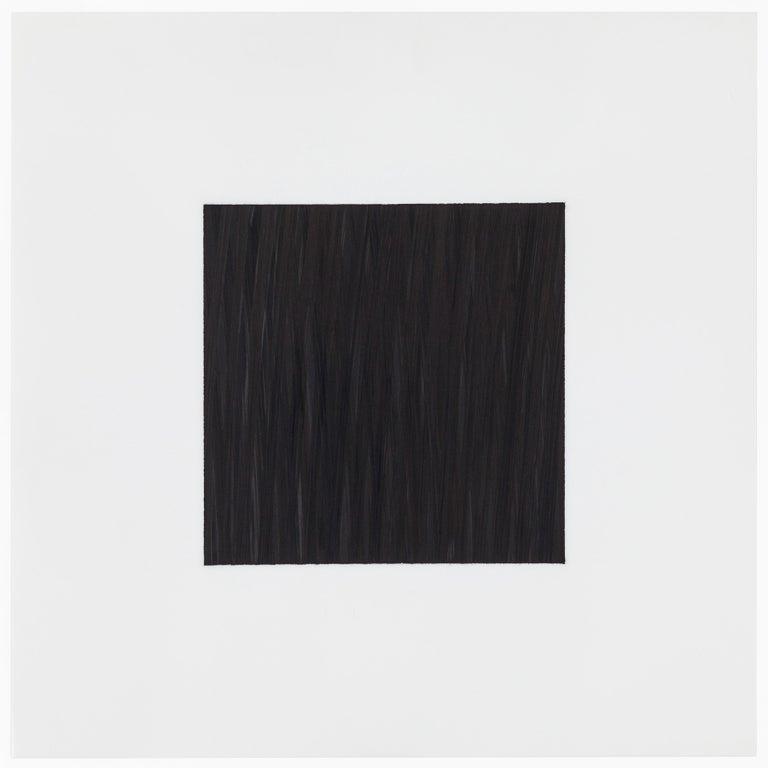 Modern Patrick Carrara Black Ink on Mylar Drawings, Appearance Series, 2013-2015 For Sale