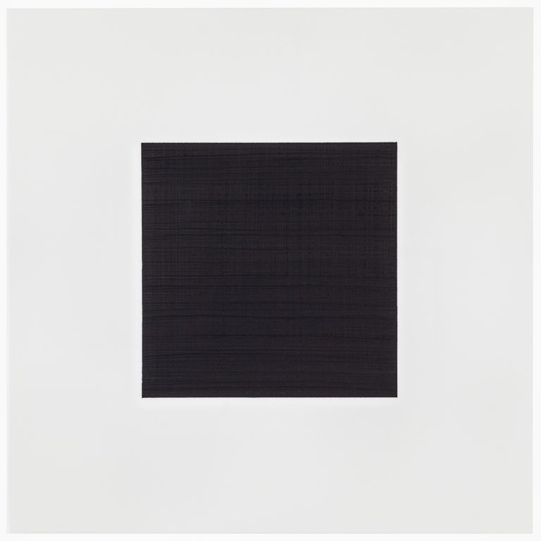 Patrick Carrara Black Ink on Mylar Drawings, Appearance Series, 2013-2015 For Sale 2