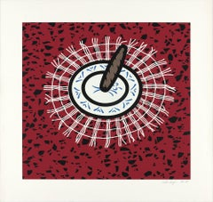 Cigar - Pop Art, Screenprint, Contemporary Art, Still Life, Caulfield