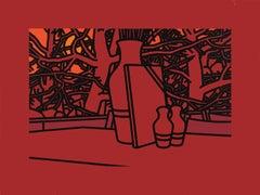 Evening Menu - Pop Art, Screenprint, Contemporary Art, Patrick Caulfield, Prints