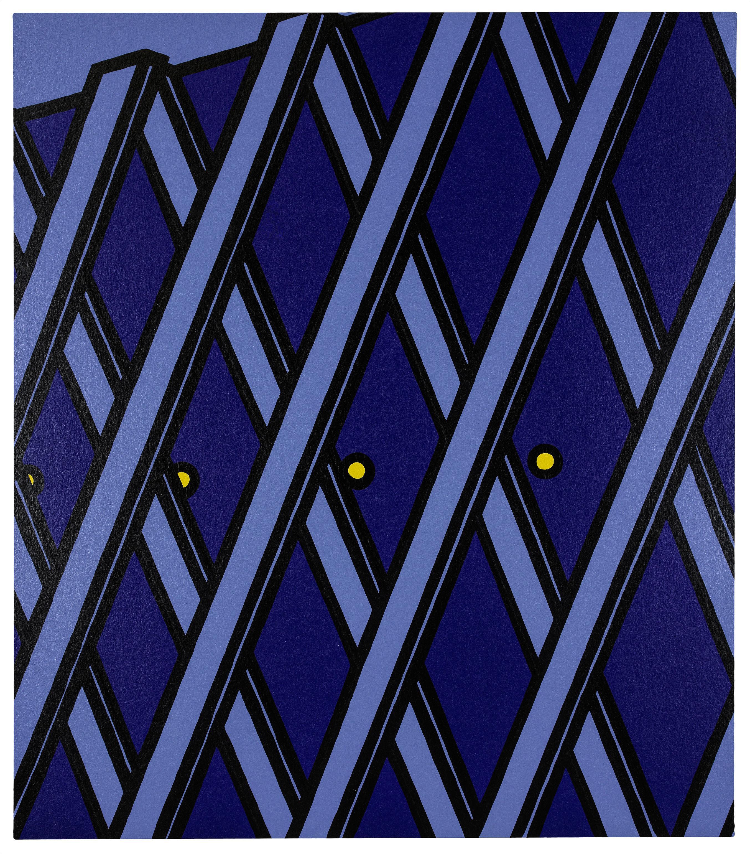 I'll take my life monotonous - Patrick Caulfield, Pop Art, Contemporary Art