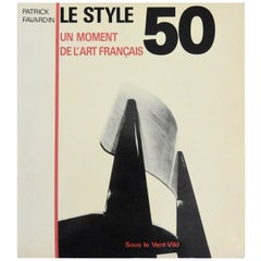 Patrick Favardin's Le Style 50, Midcentury French Decorative Arts Catalog