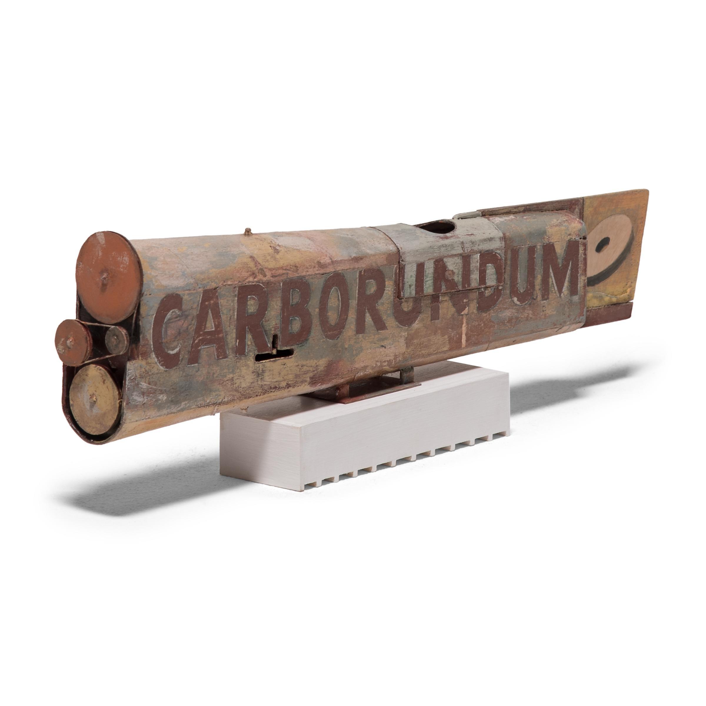 Carborundum Car