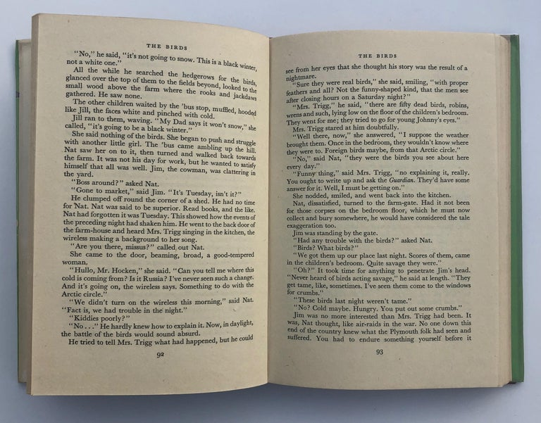 Patrick Hamilton -The Slaves of Solitude Published by Constable, London 1947. First edition.   Hamilton, cult author of Hangover Square and denizen of seedy pre-war literary London, his plays were adapted by Alfred Hitchcock for film. This was