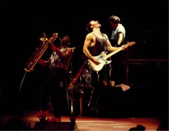 Bruce Springsteen & Clarence Clemons, Rutherford, NJ, 1984