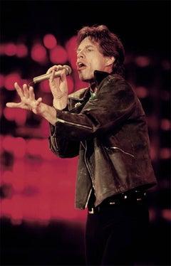 Mick Jagger, 1989