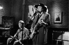 Stevie Ray Vaughan & Jeff Healey, 1985