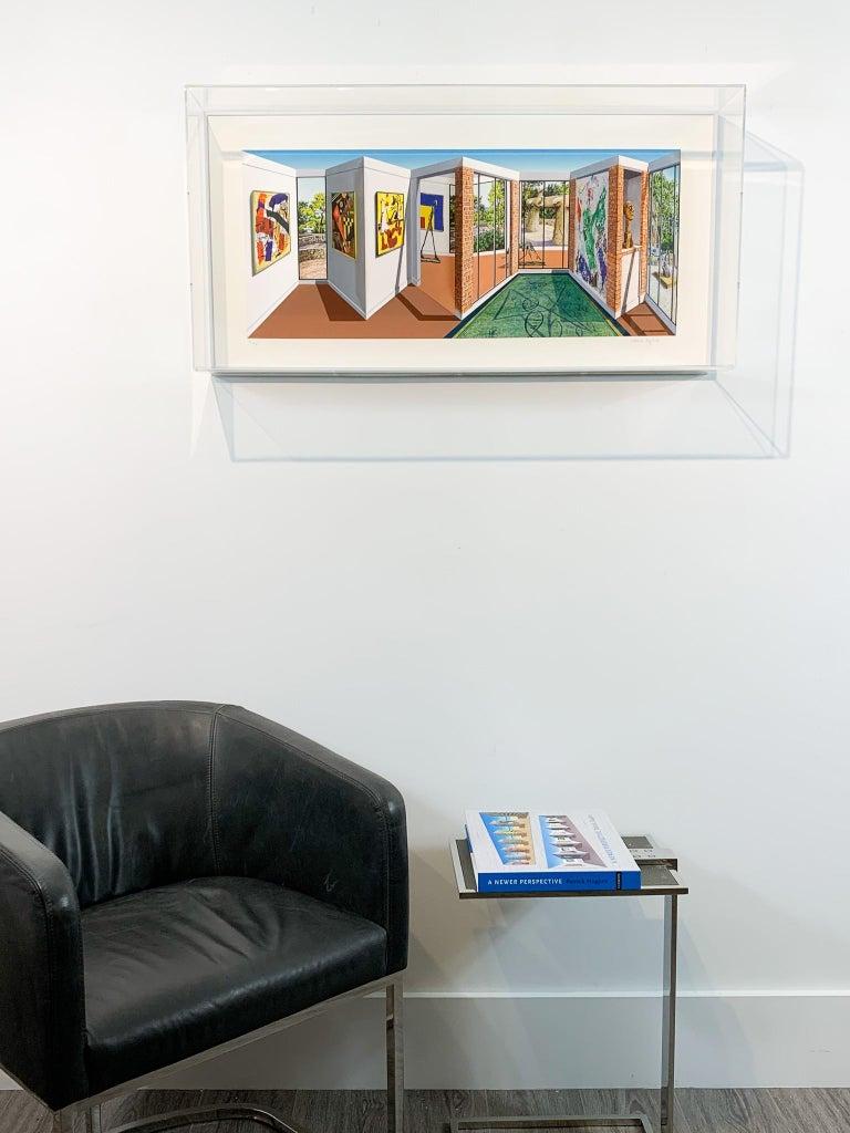 Maeght - Contemporary Art by Patrick Hughes