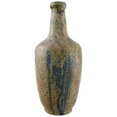 Patrick Nordstrøm for Royal Copenhagen, Large Vase in Glazed Stoneware