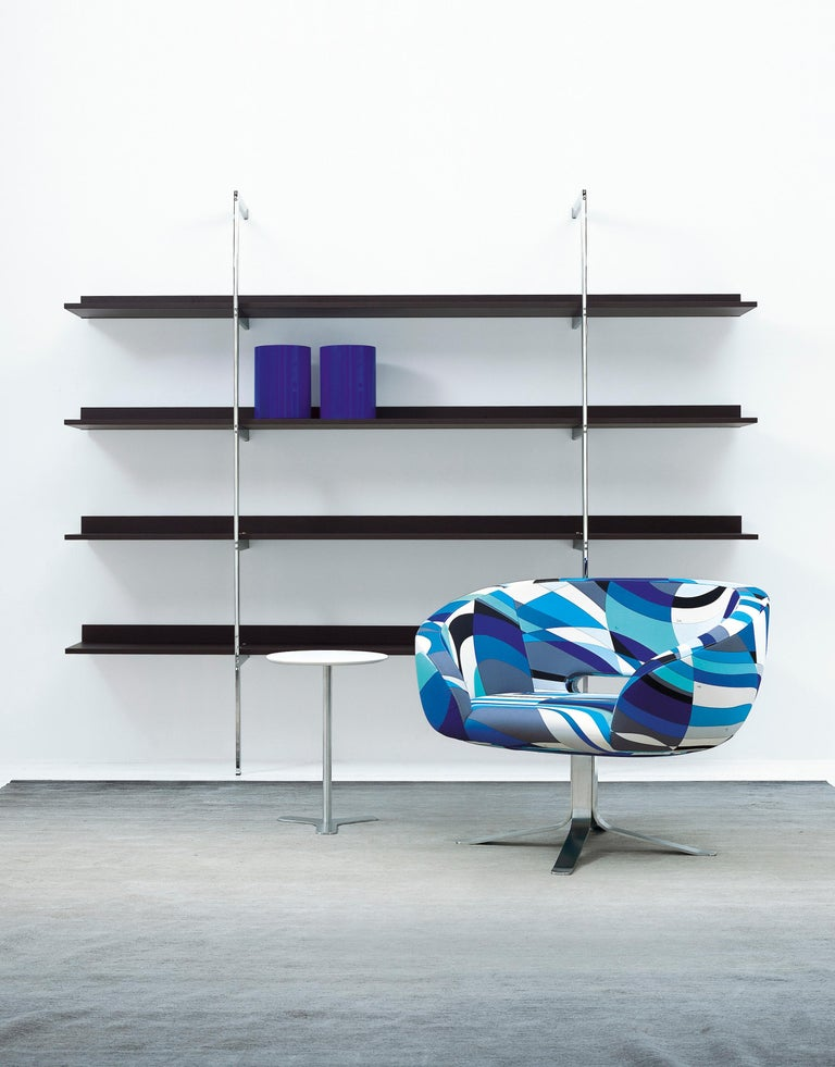 Italian Patrick Norguet Rive Droite in Pucci Upholstery Fabrics for Cappellini For Sale