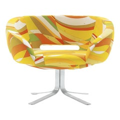 Patrick Norguet Rive Droite in Pucci Upholstery Fabrics for Cappellini