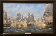 Victory at Sea: The Battle of Trafalgar