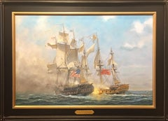 Victory at Sea: USS Constitution vs HMS Java
