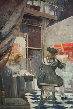 Vermeer at work