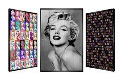 Words of Love, Marilyn Monroe by Patrick Rubinstein