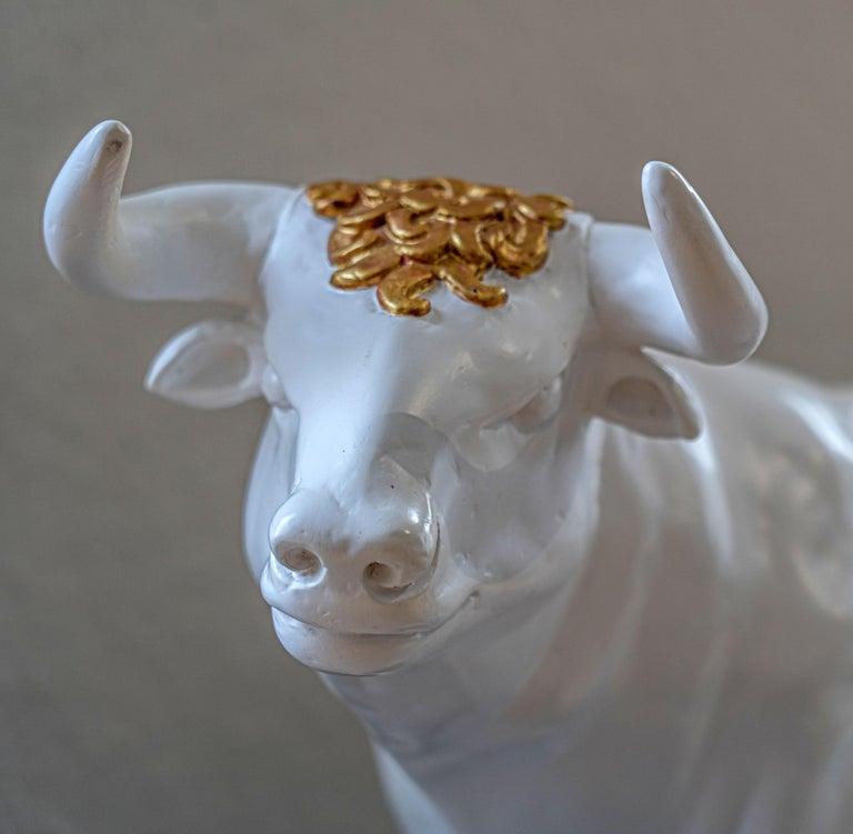 Golden Bull For Sale 1