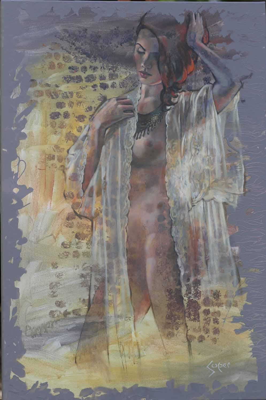 Dappled Light, Original Painting