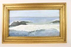 California Coastal  Seascape Painting