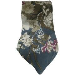 Patrizio multicoloured silk tie