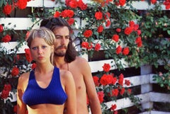 George Harrison and Pattie Boyd, England