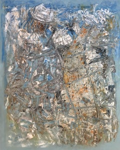Within, Mixed Media on Canvas