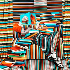 Striped Books