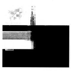 """Broken Television 306"", photo, digital print, abstract, grey, black, white"