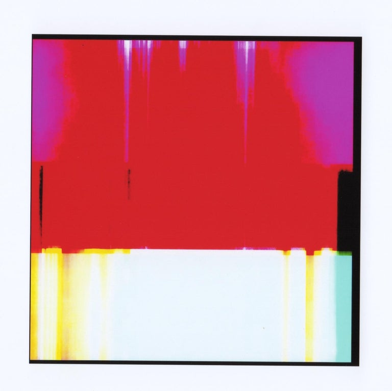 Broken Television 307 - Contemporary Print by Patty deGrandpre