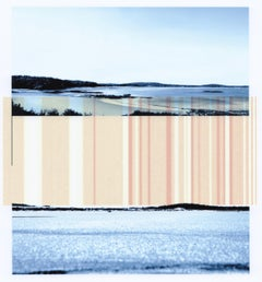 """Shows about Nature 6"", Patty deGrandpre, abstract, digital print, landscape"