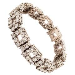 Paul Binder Diamond Bracelet in Whitegold 750