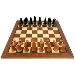 Paul Bogotay Pottery Chess Set