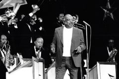 Count Basie and Jazz Orchestra Vintage Original Photograph