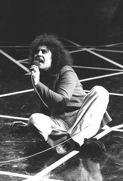 Marc Bolen Performing with T Rex Vintage Original Photograph