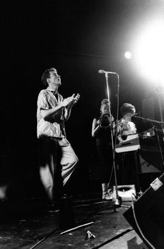 The B-52s Jumping On Stage Vintage Original Photograph